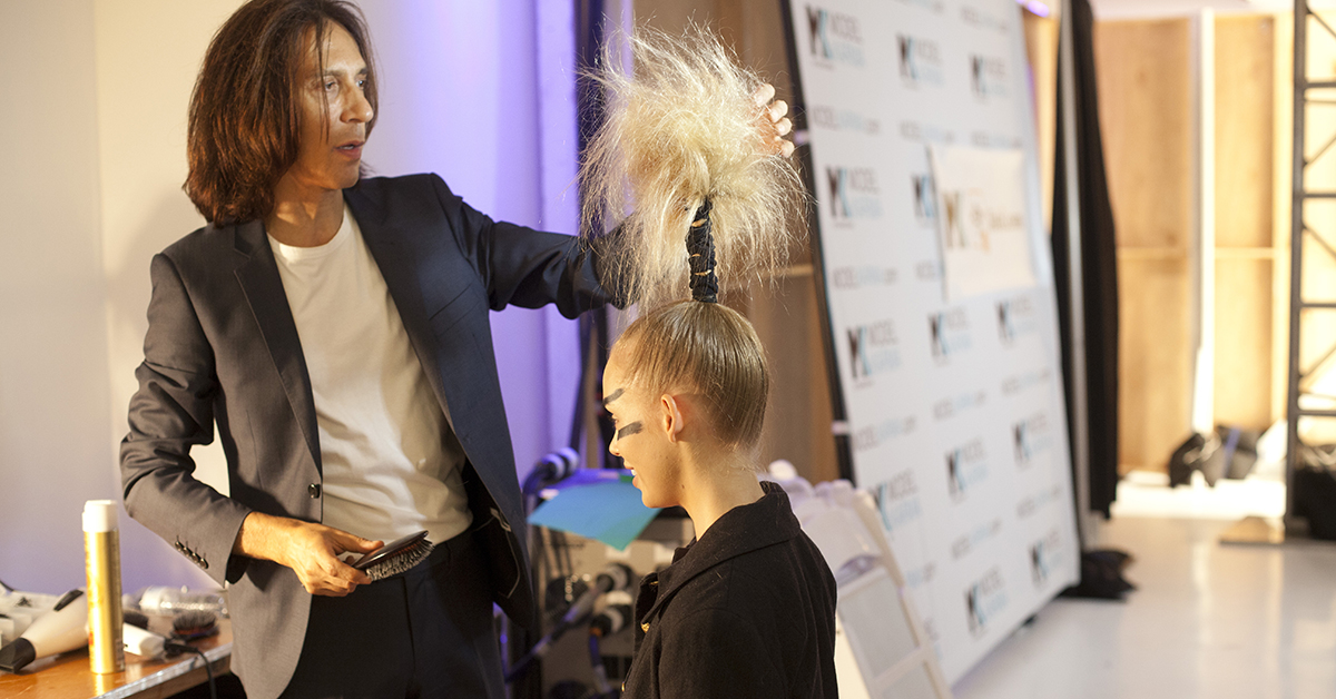 L'hair stylist: dal salone, al cinema, ad Achille Lauro