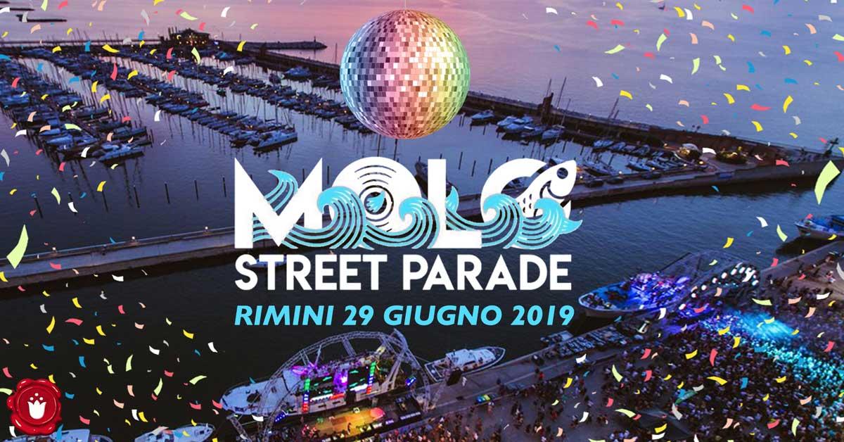 obiettivo bellezza molo street parade rimini 2019