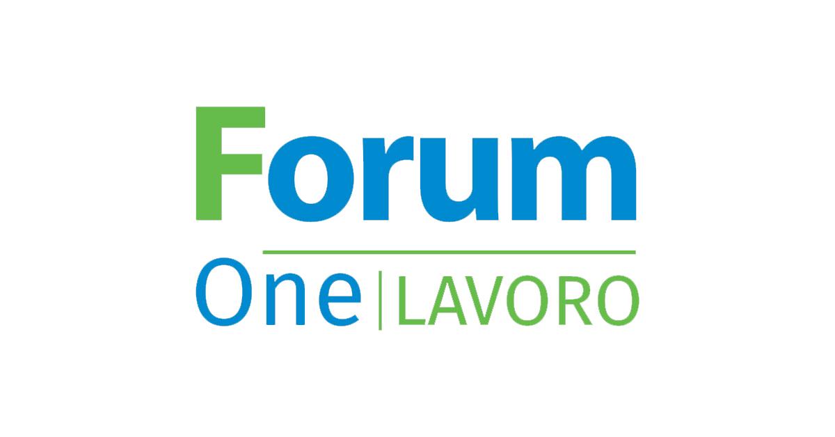 forum one tutto lavoro