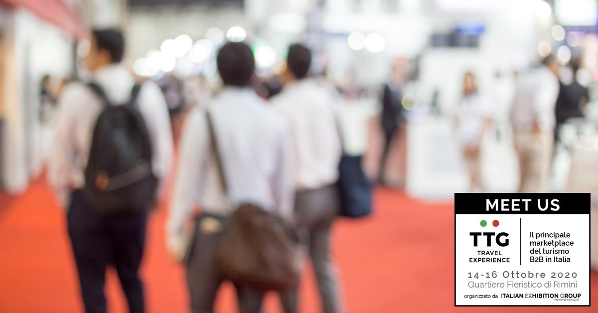 TTG 2020: FORMart ti attende alla fiera italiana del turismo