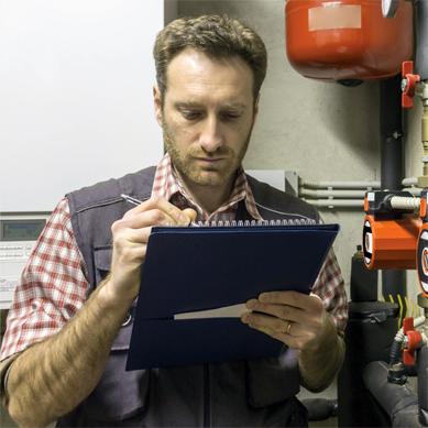 Criter, tecnico termoidraulico