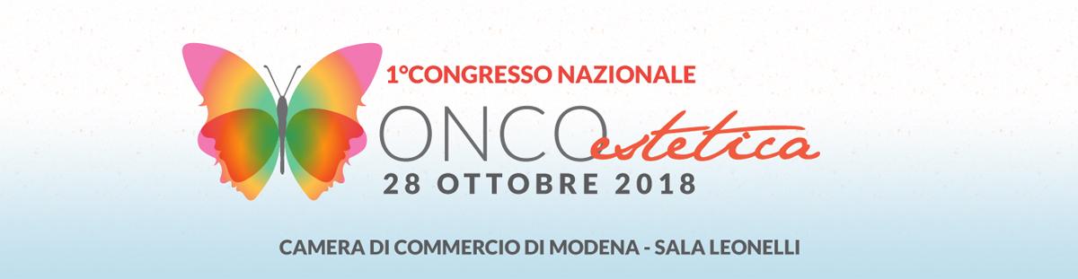 primo congresso nazionale oncologia estetica oncoestetica