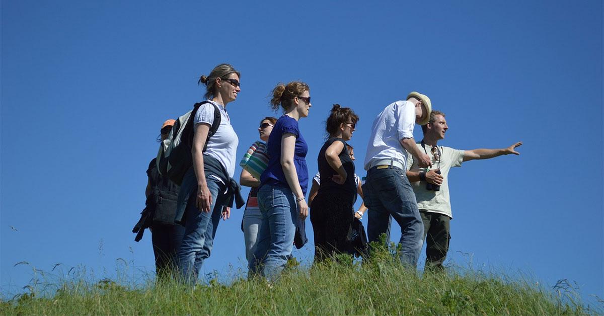 guida ambientale escursionistica gae