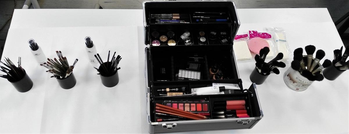 il kit professionale di Make Up For Ever