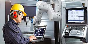 Operatore meccanico con competenze in TOP SOLID