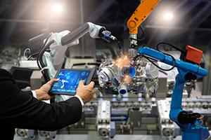 Tecnico del disegno e progettazione industriale specializzato in smart manufacturing