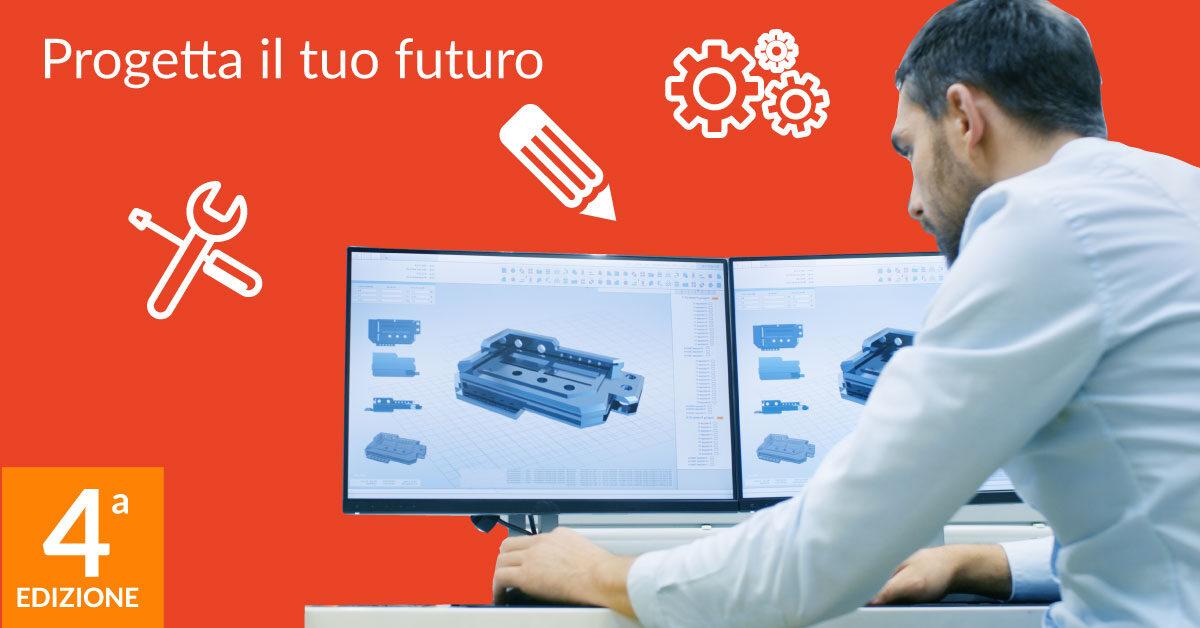 Smart manufacturing: è in partenza il corso per Tecnico disegnatore