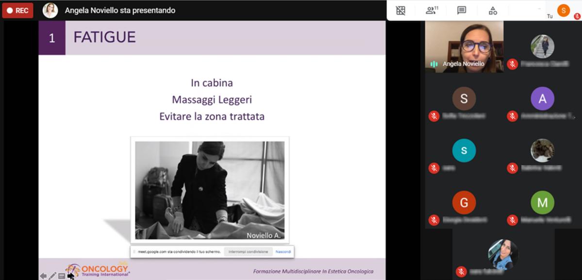 webinar estetica oncologica oti obiettivo bellezza